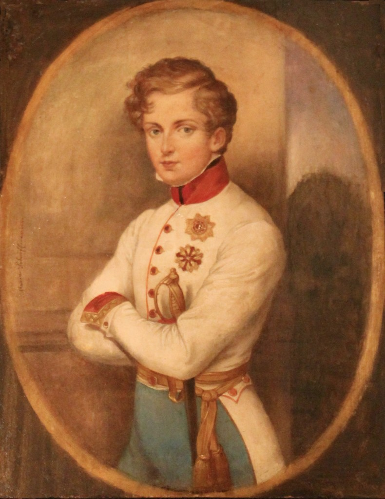 Napoleon's son, the King of Rome Born March 20, 1811; died July 22, 1832