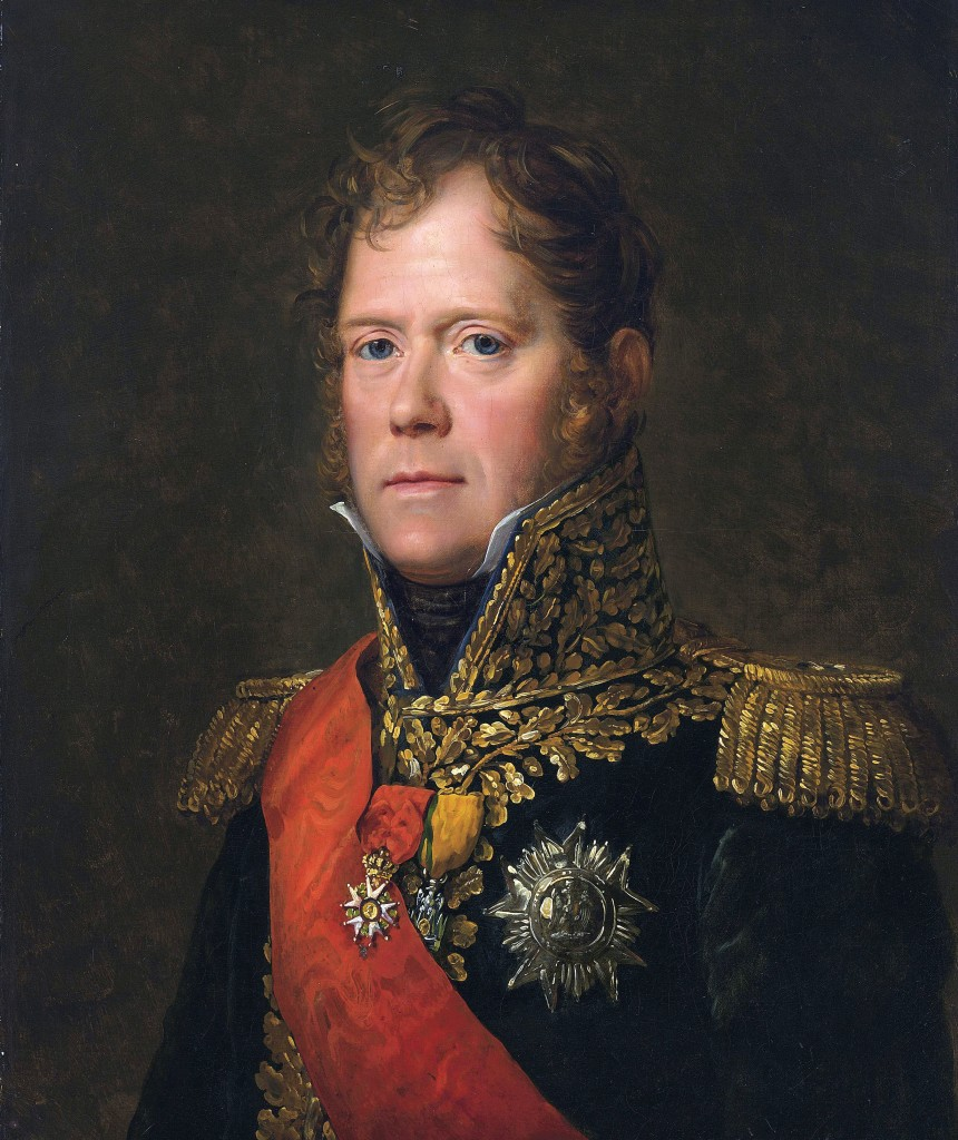 Michel Ney, Marshal of the French Empire, by François Gérard