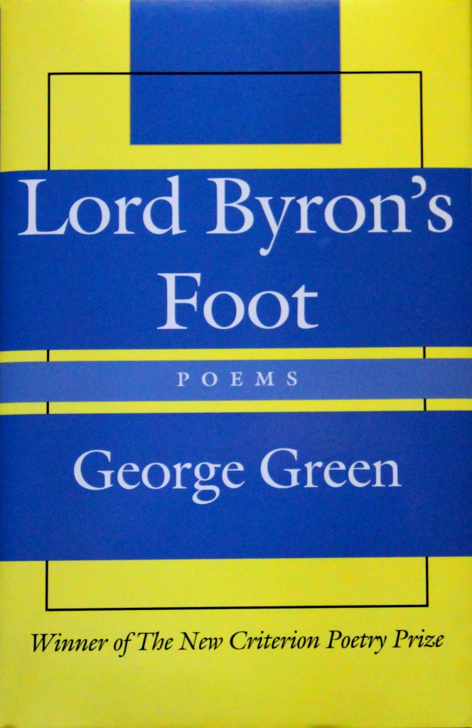 Lord Byron's Foot by George Green