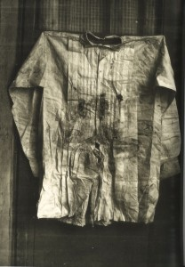 Shirt Emperor Maximilian wore at his Execution