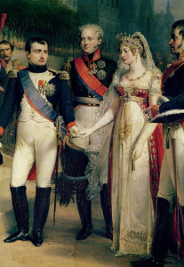 napoleon-bonaparte-receiving-queen-louisa-of-prussia-nicolas-louis-francois-gosse