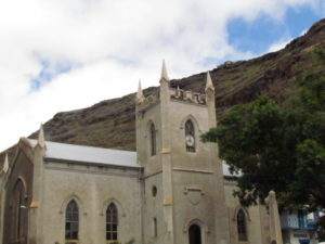 St James Church, Jamestown, St Helena Island, Photo by Margaret Rodenberg 2011