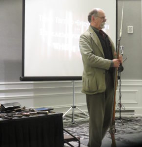 HNS 2017 Gordon Frye Session on Historical Firearms